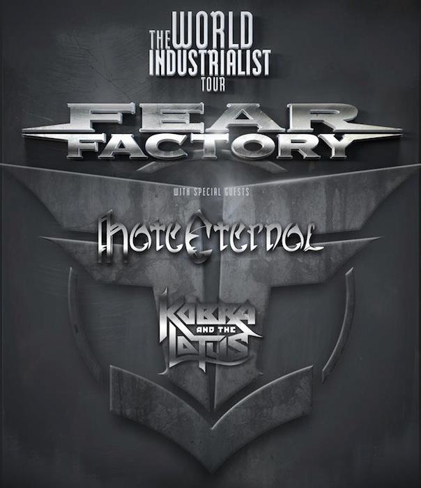 fear factory announces spring 2013 tour dates. Black Bedroom Furniture Sets. Home Design Ideas