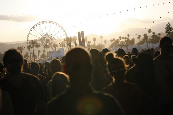 Coachella-dusk