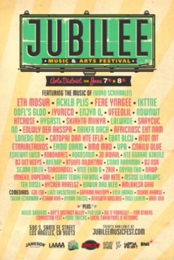 jubilee fest 2013