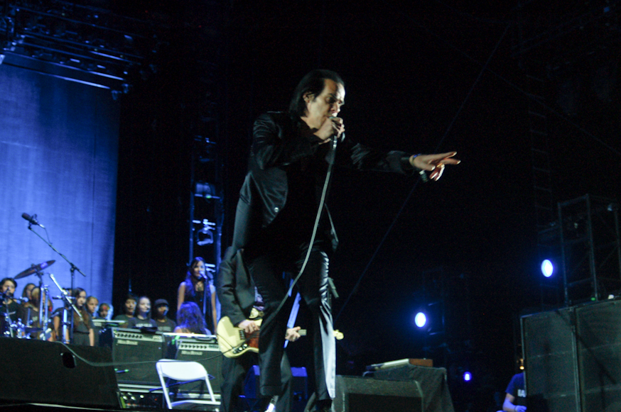Nick Cave carves out a haunting ballad