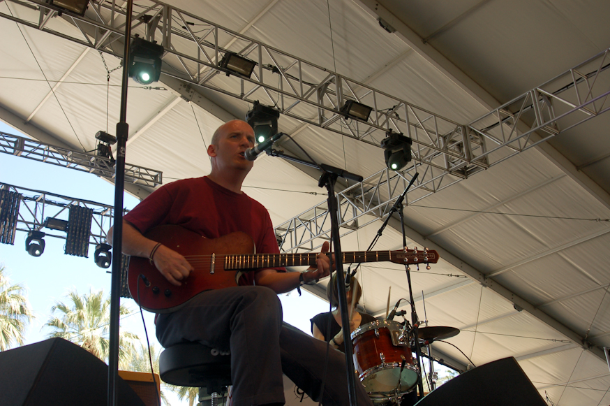 Ian MacKaye's The Evens open day 2