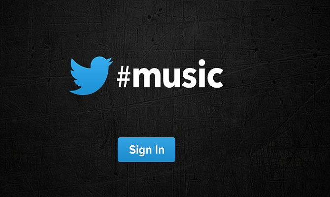 Twitter Launches New Discovery #music App