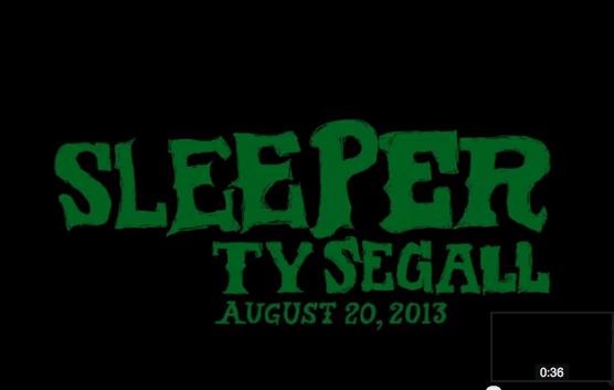 Sleeper - Ty Segall teaser