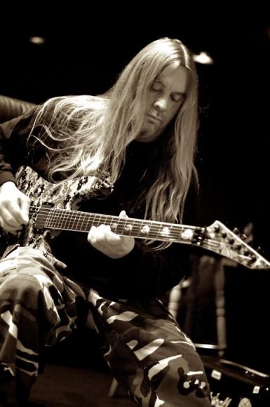 Slayer Hanneman