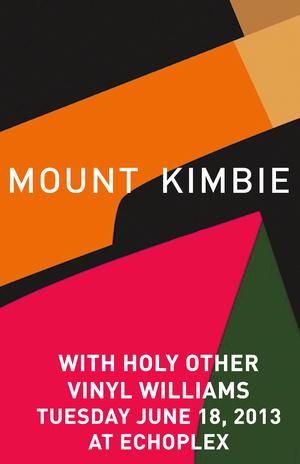 mount kimbie echoplex