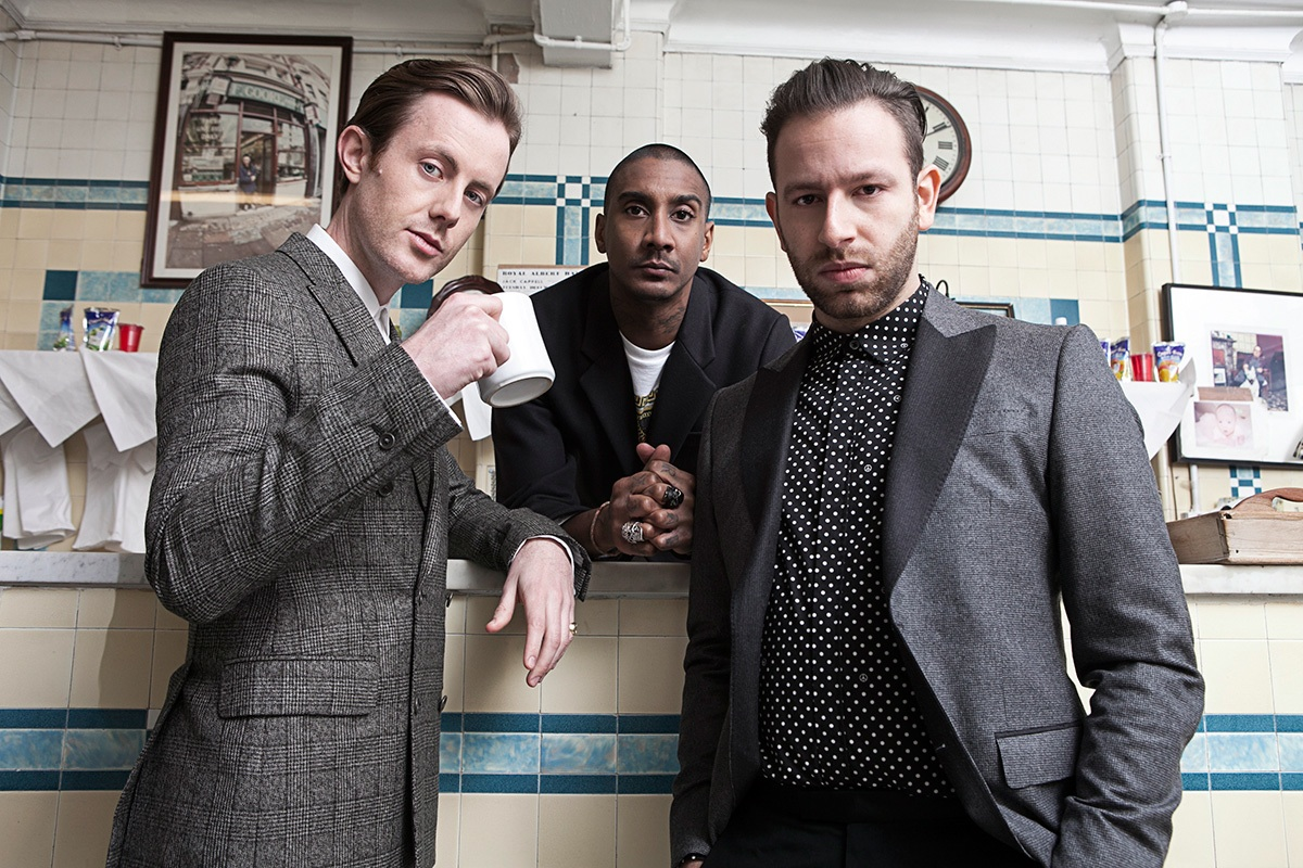 "LISTEN: Chase & Status Release New Song ""All Goes Wrong"""