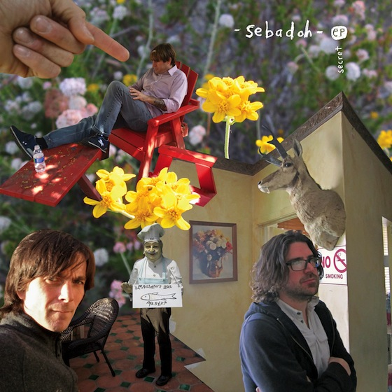 Sebadoh Secret EP Cover