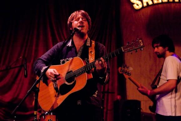 Lead Vocals/guitarist Reid Morrison