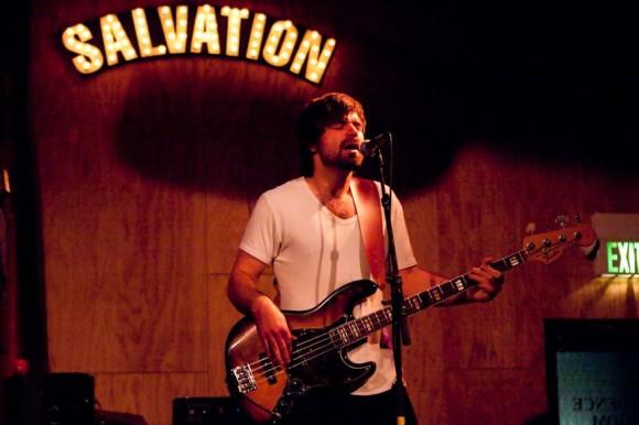Bass/vocals Matthew Staritt