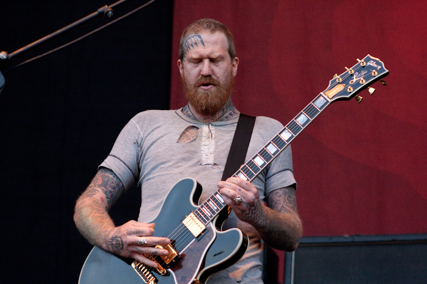 WATCH: Mastodon Tease New Album with Brent Hinds Guitar Solo Video