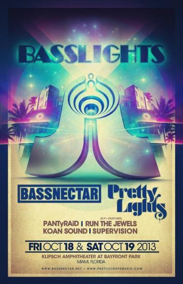 basslights