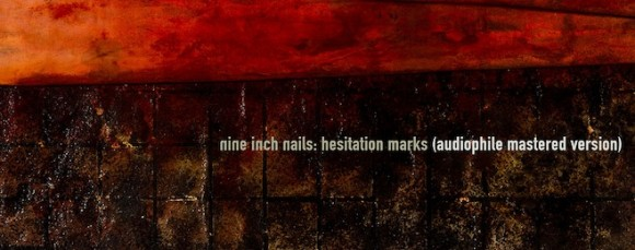 Nine inch nails hesitation marks artwork