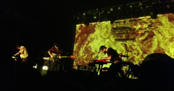 Delorean performing at The Fonda 8/23