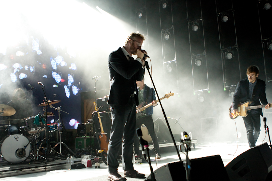 The National and Common To Play Planned Parenthood Benefit