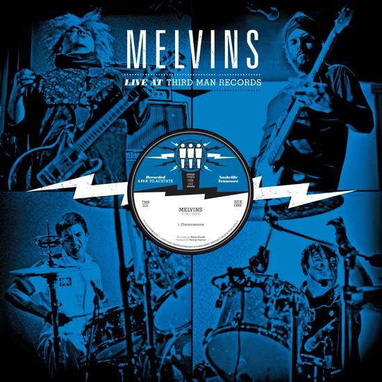 Melvins_3rdManRecords