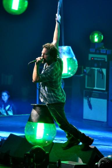 Pearl Jam Barclays 12