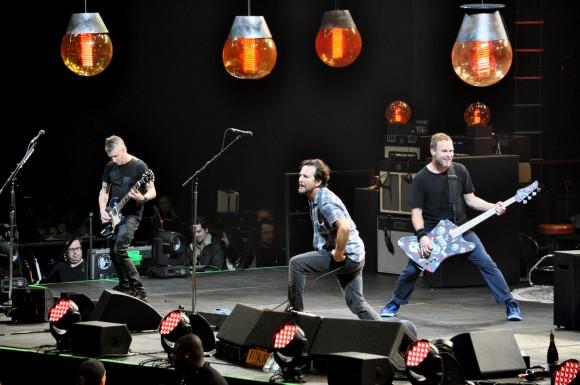 Pearl Jam Barclays 14