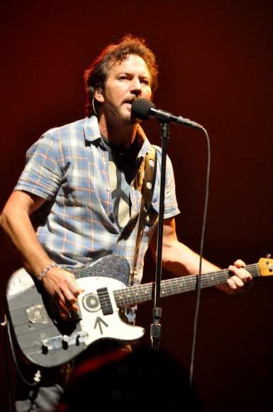 Pearl Jam Barclays 4