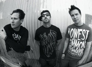 Blink 182 @ The Wiltern 11//13