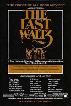 Last Waltz Movie Poster