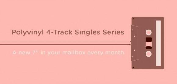 Polyvinyl 4-track Series