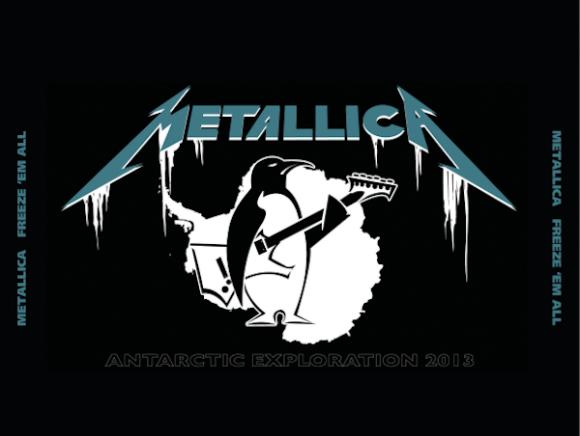 Metallica - Freeze em all
