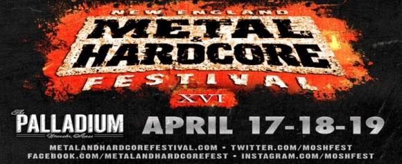 New England Metal & Hardcore 2014