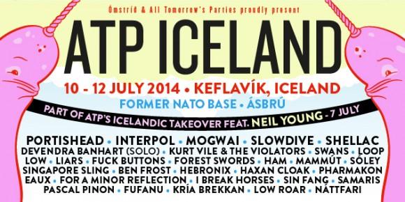 ATP-Iceland2014-NEWS