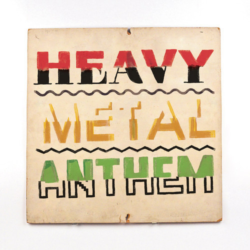 Heavy Metal Anthem logo