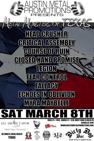 Metal Monsters of Texas
