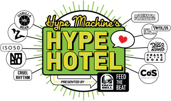 Hype Hotel @ SXSW 2014 RSVP Announced