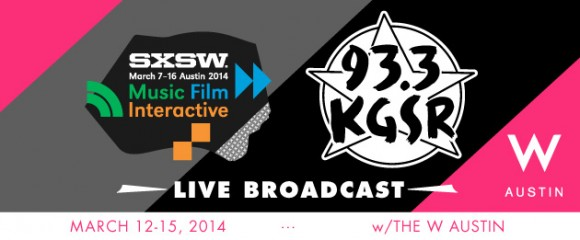 KGSR SXSW 2014 Live Broadcast ft. London Grammar