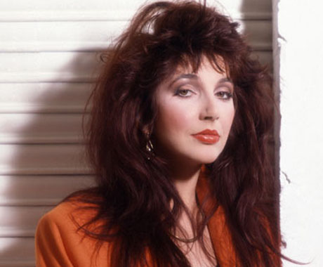 Kate Bush To Release Rare Live Recordings