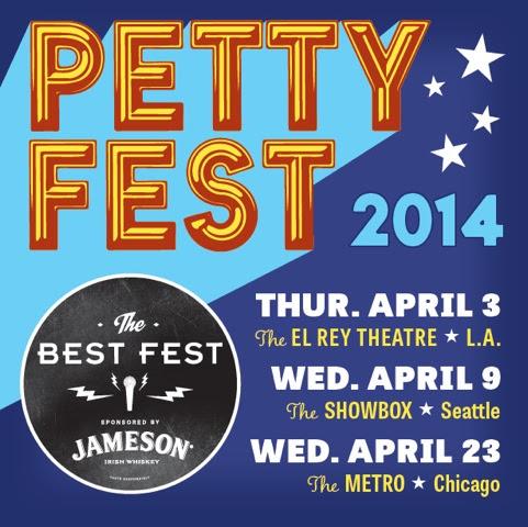 PettyFest2014
