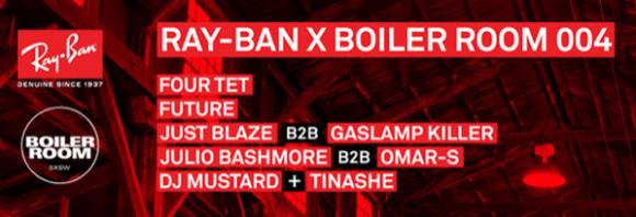 Ray-Ban x Boiler Room 004