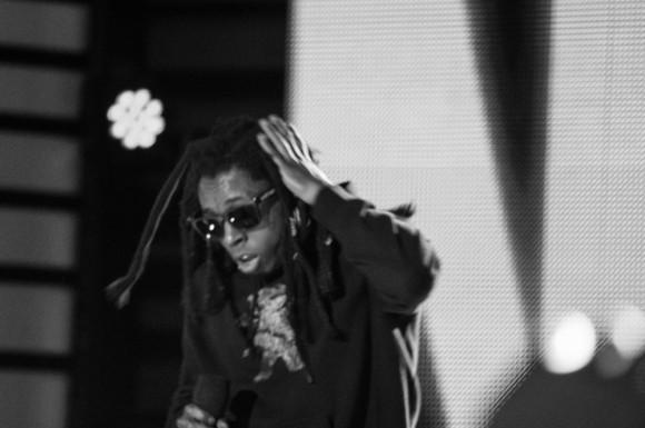 Lil Wayne. Photo by April Siese.