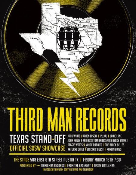 Third Man Records at SXSW