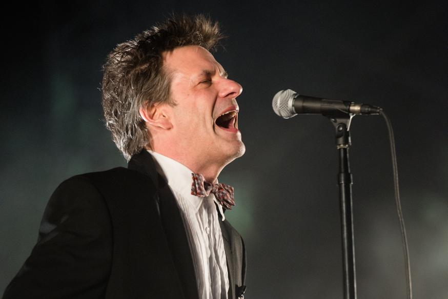 The Replacements play their first show in California since 1991.