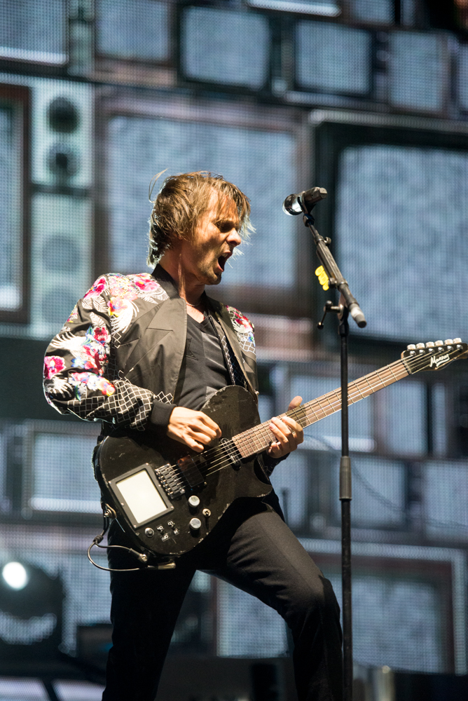 """LISTEN: Muse Release New Song """"Mercy"""""""