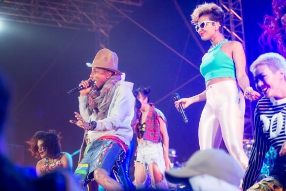 Coachella2014-Pharrell Williams-3
