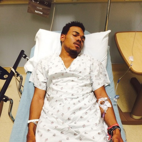 chance the rapper hospitqal