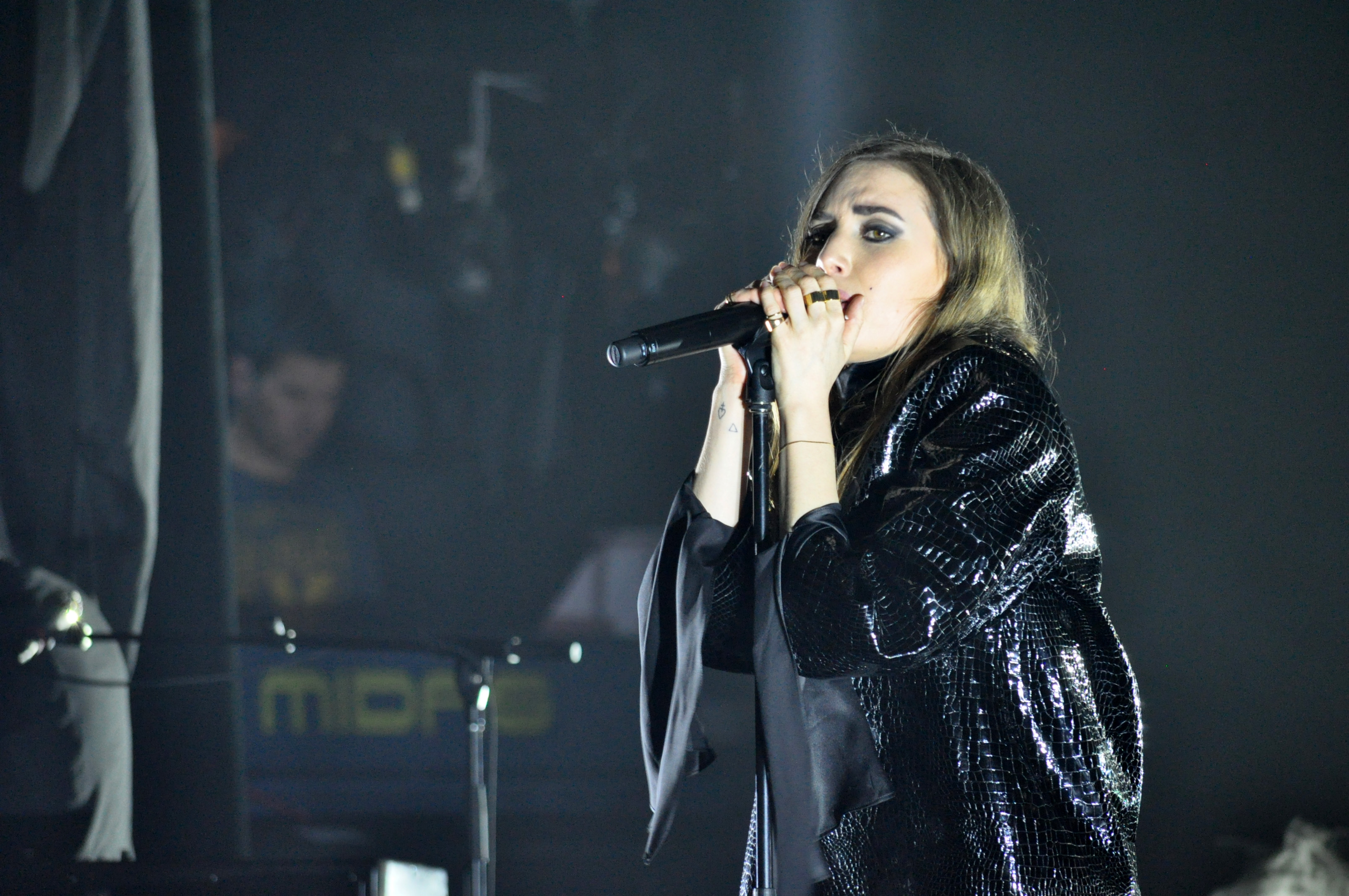 "WATCH: Clip of Lykke Li Performing Bob Marley Cover Duet with Ryan Gosling from ""Song to Song"""
