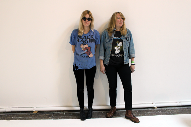 """LISTEN: Bleached Release New Song """"Sour Candy"""""""