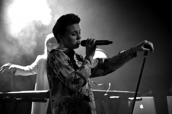 La Roux @ Music Hall of Williamsburg June 2014 (7)