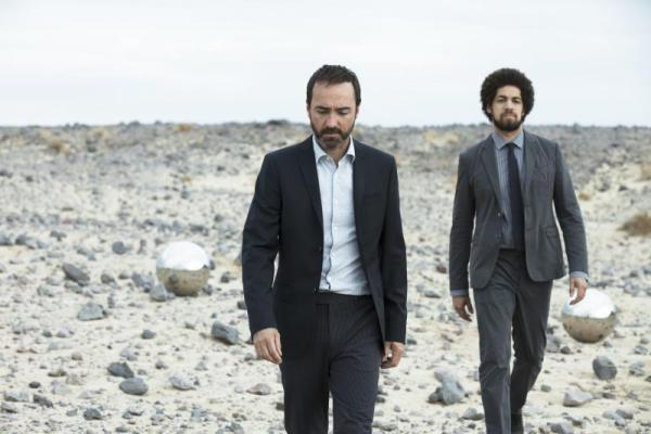 "LISTEN: Broken Bells (The Shins' James Mercer And Danger Mouse) Release New Song ""It's That Talk Again"""