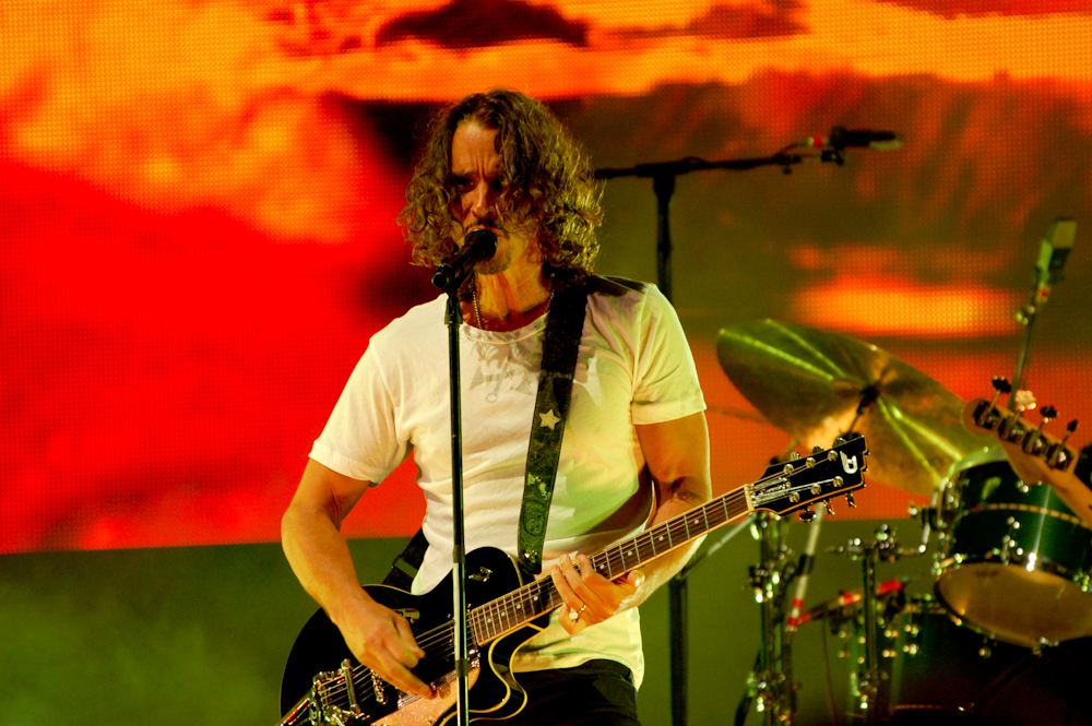 """LISTEN: Chris Cornell Releases New Song """"The Promise"""""""