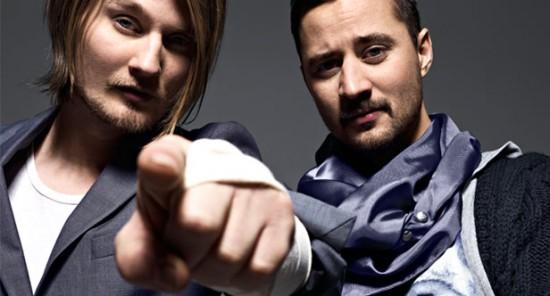 "WATCH: Röyksopp Release New Video for ""Never Ever"""