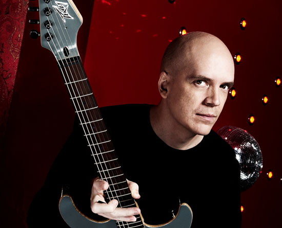 Devin Townsend To Play Acoustic Set At Benefit Show For Bass Player