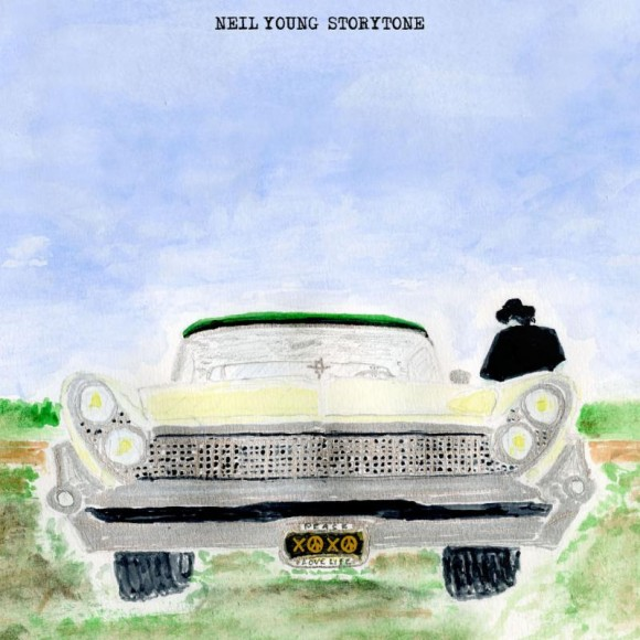 new car releases november 2014Neil Young Announces New Album Storytone For November 2014 Release