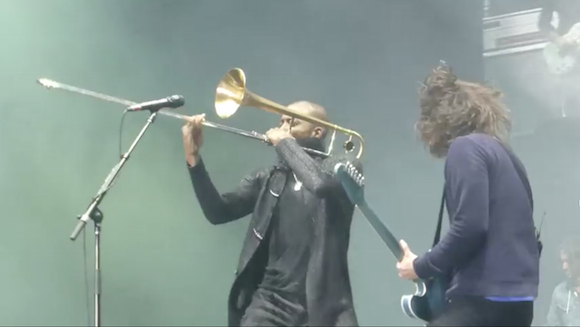 Foo Fighters:Trombone Shorty